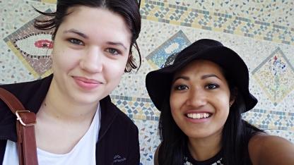 Me and Moana