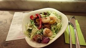 Dinner at Vapiano