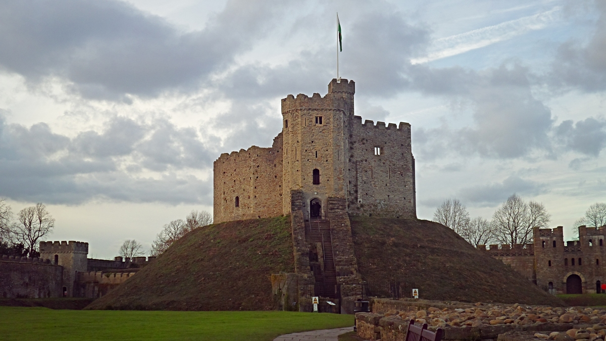 The Norman Keep