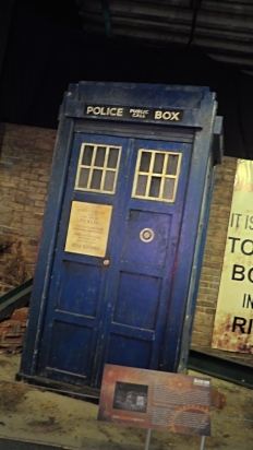 The oldest TARDIS