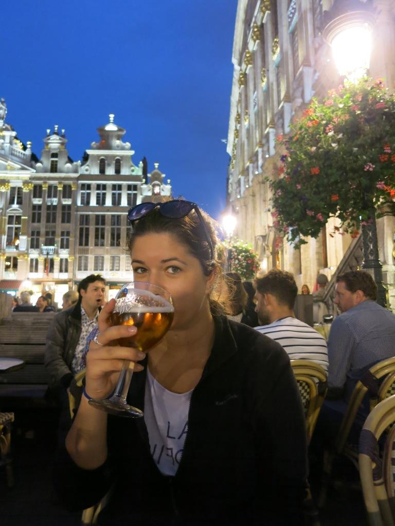 Moana in Belgium 2014. Photo: Moana Sebenik