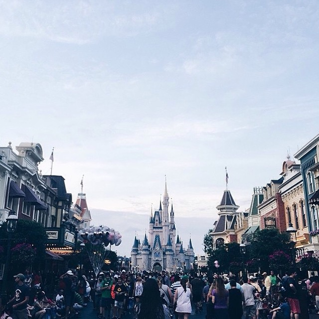 Walt Disney Magic Kingdom