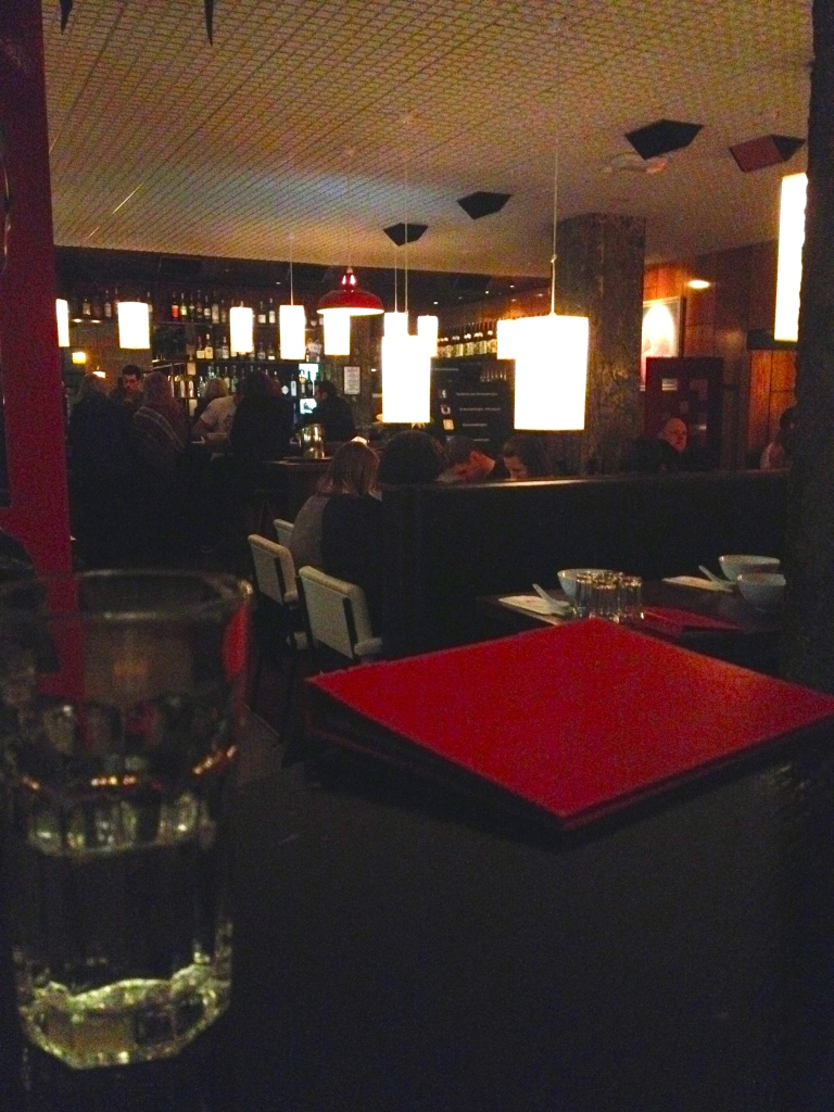 Inside Chow.