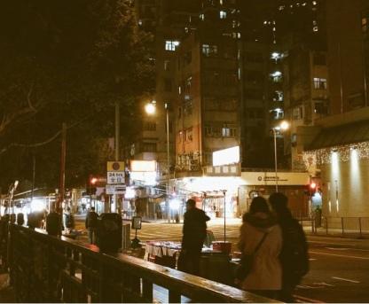 Mongkok, Hong Kong